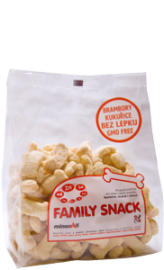 203 FAMILY SNACK MINERALL 125 g